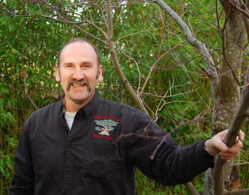 Tom Burke, Owner Tree Masters, Inc.
